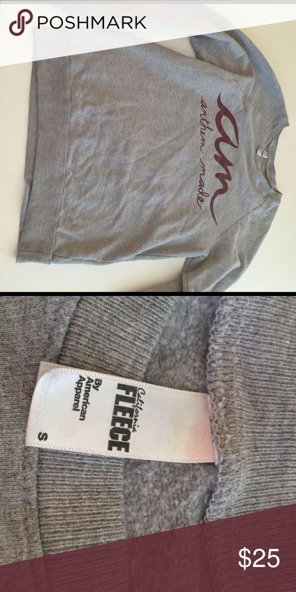 Anthem made hoodie Kellin Quinn's brand hoodie Anthem made Tops Sweatshirts & Hoodies