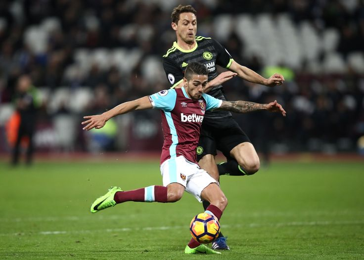 MANUEL LANZINI REVELLING IN THE RESPONSIBILITY
