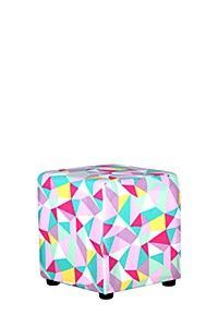 CUBE PASTEL FACETED