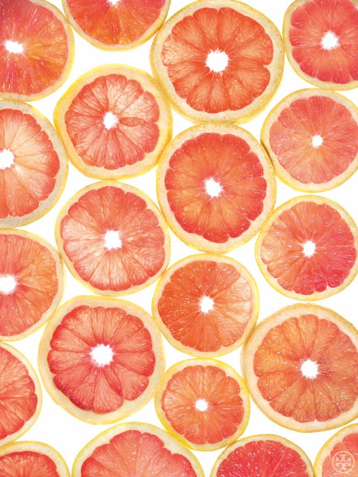 Crisp grapefruit gives Tory's first fragrance a refreshing citrus touch.