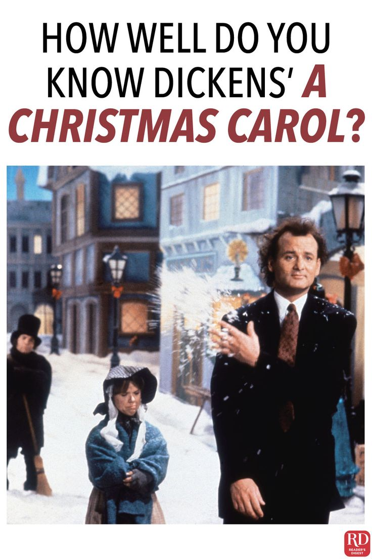 How Well Do You Know Charles Dickens' Classic A Christmas Carol? | Christmas carol, Muppet ...