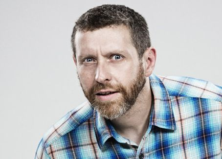 Dave Gorman - we have admired Dave for a long time - ever since his BBC2 show where he set out to find lots of Dave Gormans around the world! We are currently watching the second series of modern life is goodish - and were very pleased to hear him performing two find poems - Pope-ular ;-)