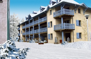Résidence Les Trois Vallées 3* (Saint Lary Soulan)