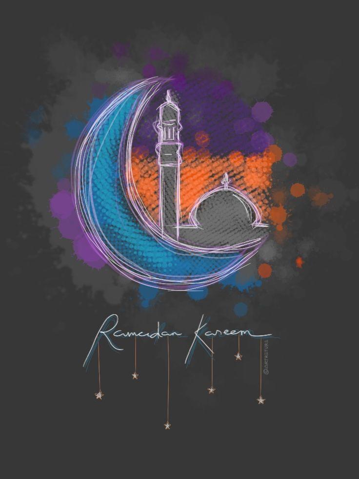 DesertRose,;,Ramadan Mubarak,;,