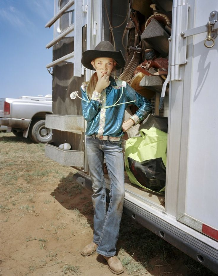 """Rodeo Girls"", fot. Ilona Szwarc"