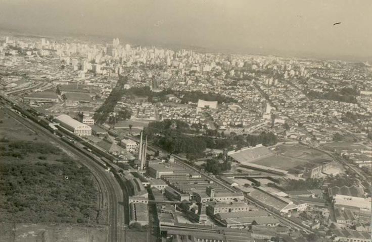 São Paulo | Aéreas Antigas | Resgatadas de Arquivos de antigos Professores - SkyscraperCity