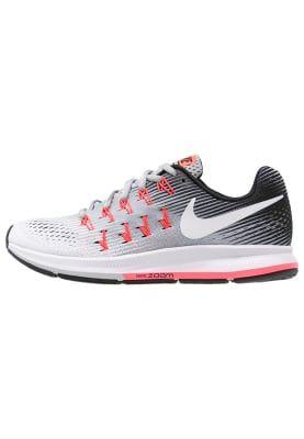 Köp Nike Performance AIR ZOOM PEGASUS 33 - Neutrala löparskor - wolf grey/white/black/hot punch/pure platinum för 1195,00 kr (2017-03-02) fraktfritt på Zalando.se