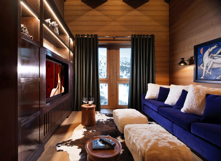 A Cosy Retreat In Val DIsere