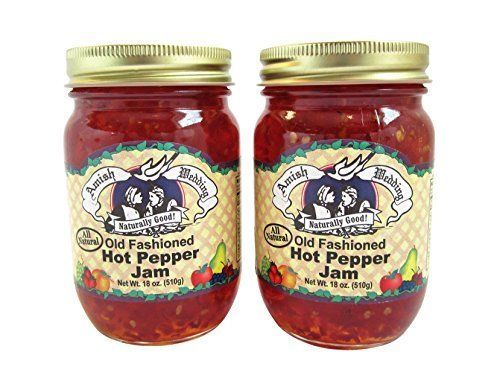 Amish Wedding Foods.Amish Wedding Foods Old Fashioned Hot Pepper Jam All Natural 2 18