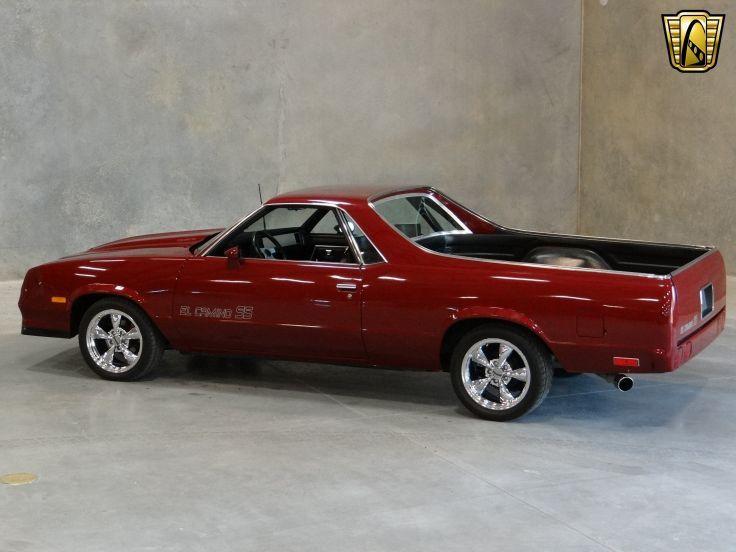 1985 Chevrolet El-Camino S-S