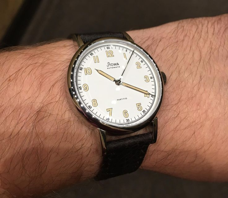 [Stowa Partitio] Just got this stunning watch to commemorate moving overseas…
