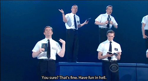 And, no matter what, there will never fail to be a friend who has your back when someone says theatre is stupid. | 23 Reasons Why Your Theatre Family Is The Only Family You Need