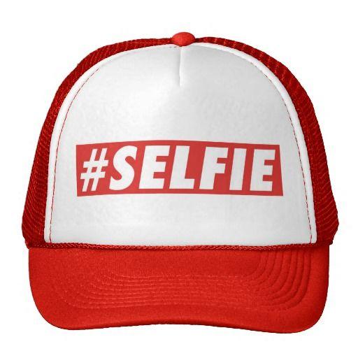 #SELFIE HATS