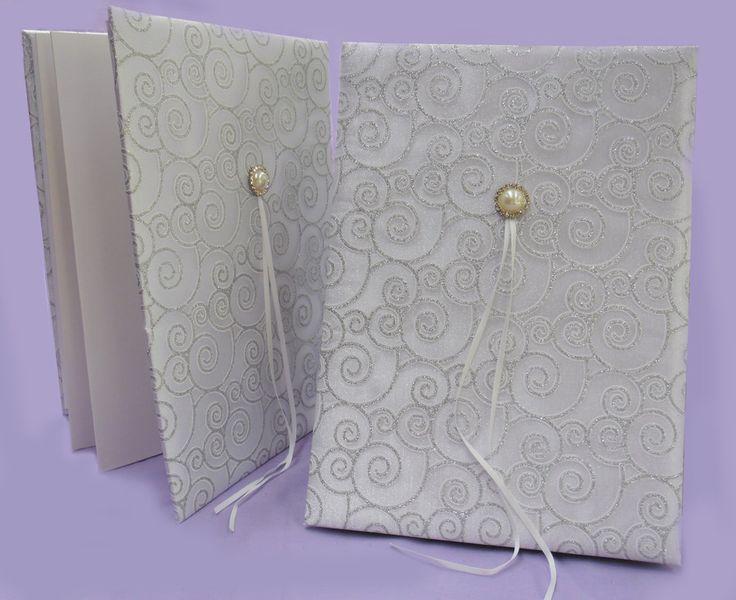 'Silver Scrolls' Guest Book