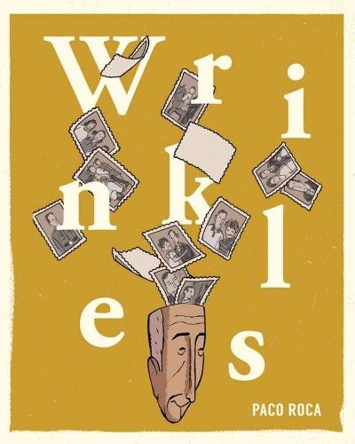 Wrinkles, by Paco Roca, GRAPHIC NOVEL (Sara)