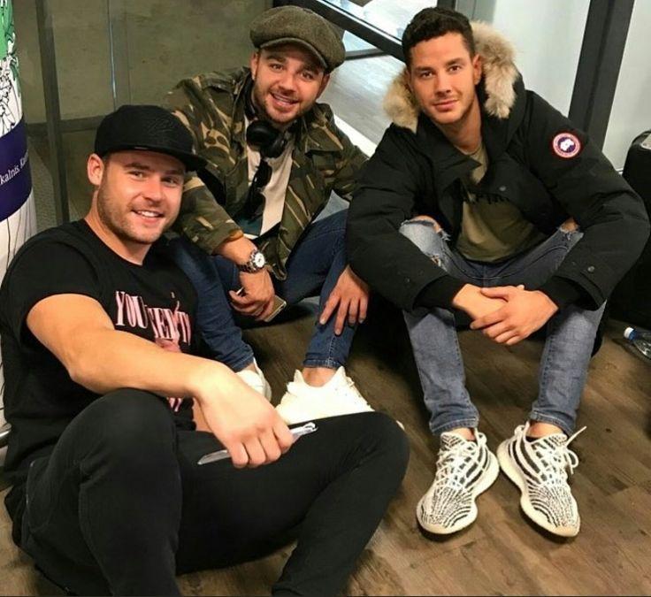 Danny, Adam and Scott