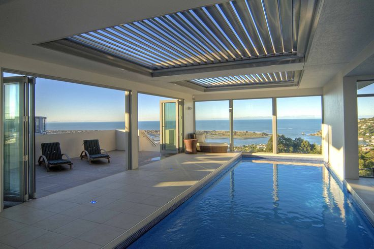 Louvretec Opening Roofs open and close 180 degrees letting you set and control conditions as you choose.