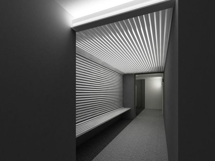 Interior of SPOT music production studio. Project by Grupa Plus Architekci. www.grupaplus.org #office #interior #architecture #grupaplus