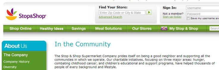 http://www.stopandshop.com/about_us/community/