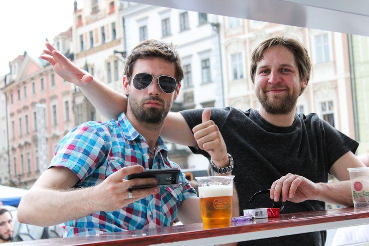 Enjoy Beer Bike in Prague - Beer Bike Prague
