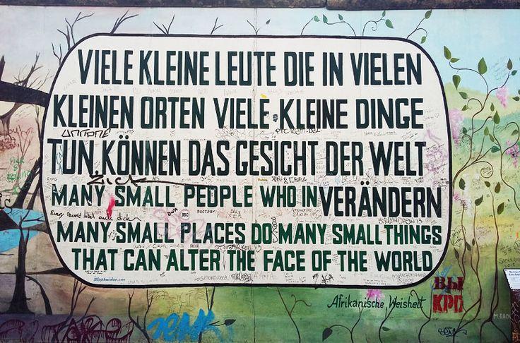 Berliner Mauer Berlin Wall Mur de Berlin