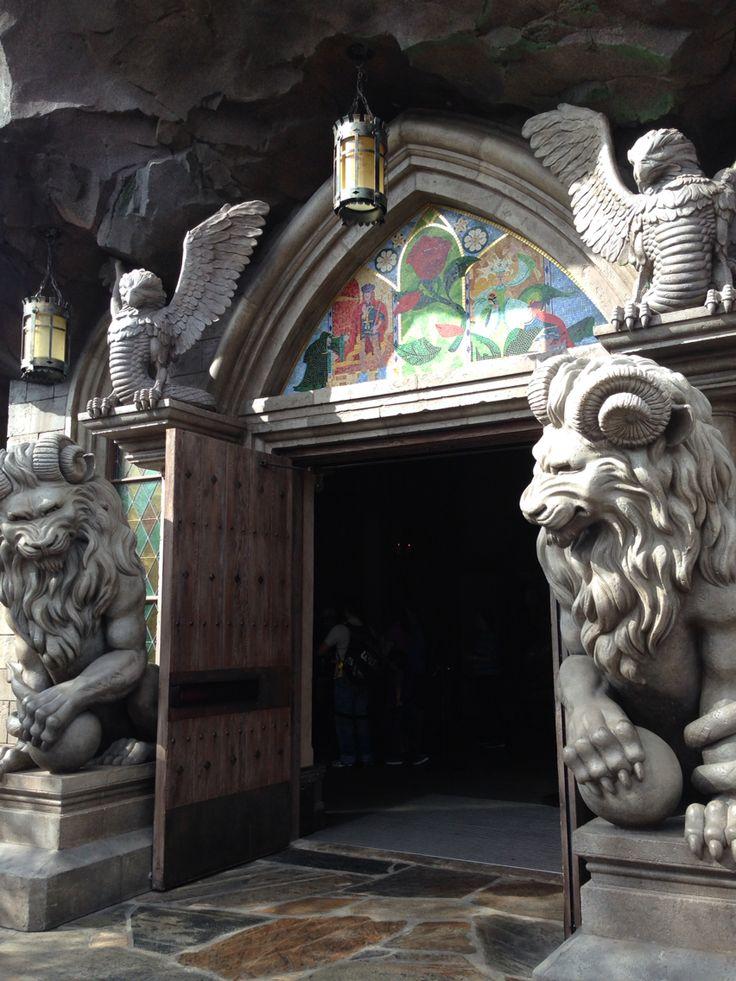 Welcome to the Beasts Castle #beautyandthebeast