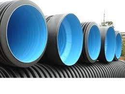 Corrugated pipes are mainly used in sewage system. It is due to their acid resistant nature.