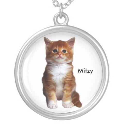 Necklace Your Cat Pet photo