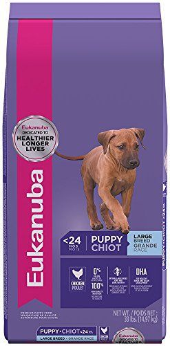 EUKANUBA Puppy Large Breed Puppy Food 33 Pounds - http://www.thepuppy.org/eukanuba-puppy-large-breed-puppy-food-33-pounds/