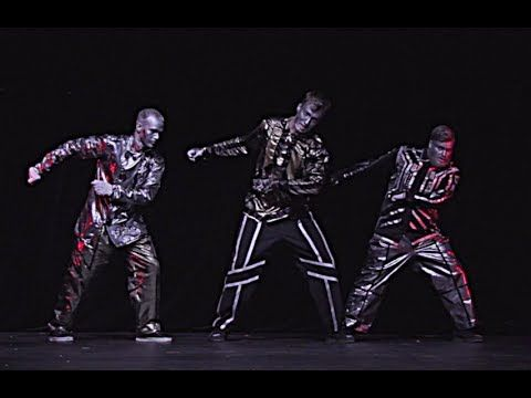 ▶ POPPIN JOHN | ROBOTBOYS | BEST DANCE ROUTINE EVER - YouTube