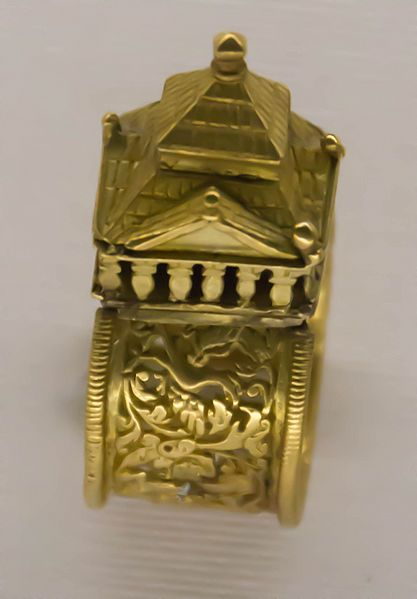 88 Best Images About Antique Jewish Wedding Rings On Pinterest