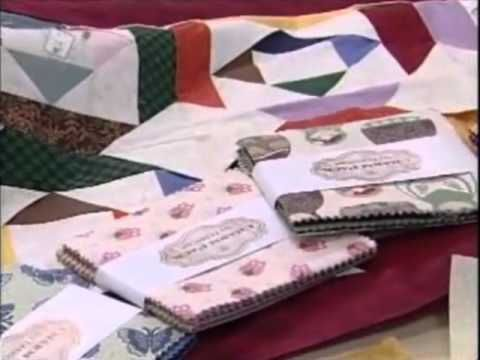 ▶ Patchwork Ana Cosentino: Bloco Pineapple (Abacaxi) - YouTube