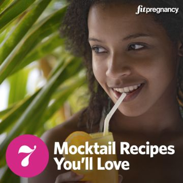 7 Refreshing Summer Mocktails | Fit Pregnancy and Baby