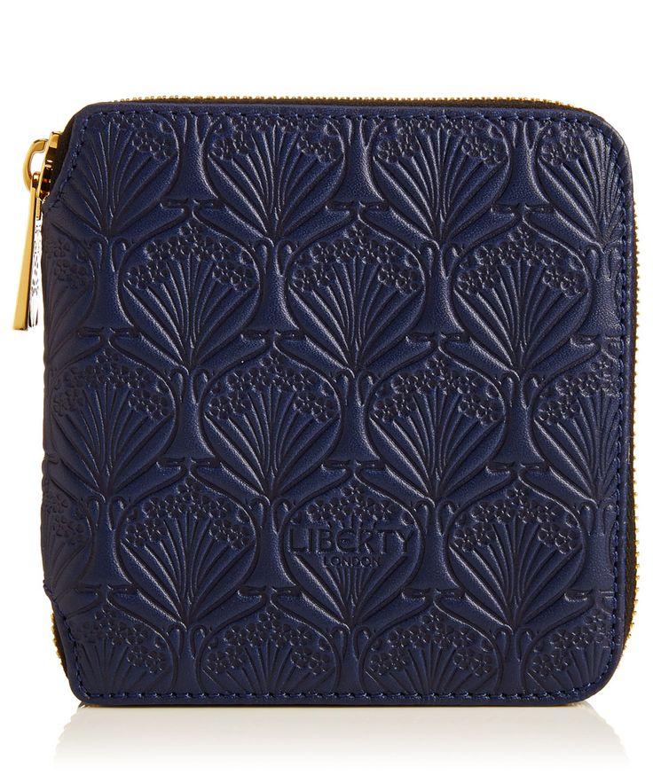 Leather Zip Around Wallet - FREEDOM by VIDA VIDA qzUlWdl