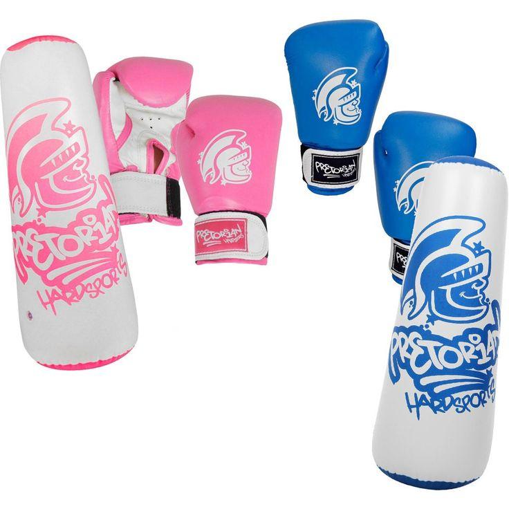 Luvas para Boxe,Muay Thai,Kit para Homem, Mulher, Infantil. Leia mais