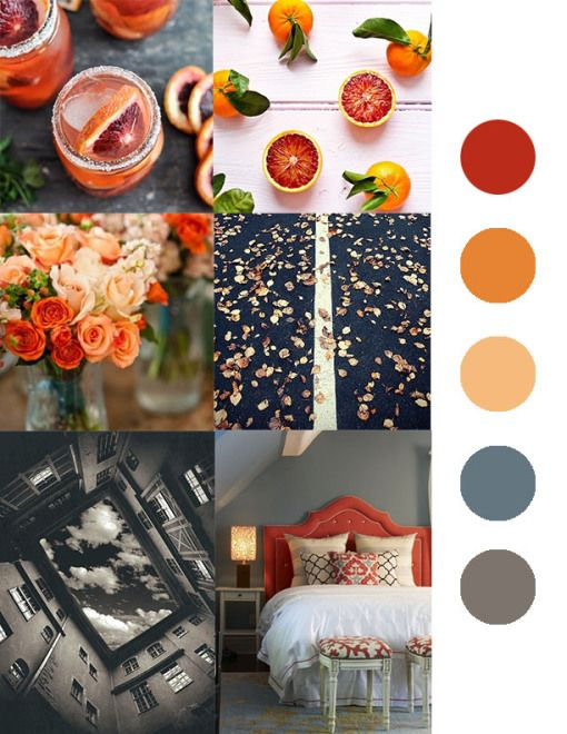 bloodorange_slate: Bloodorangeslatejpg 612792, Slate Colors, Bedrooms Palettes, Living Room, Bloodorang Slate Jpg 612 792, Colors Palettes, Rooms Colors, Blood Orange, Colors Boardspalett