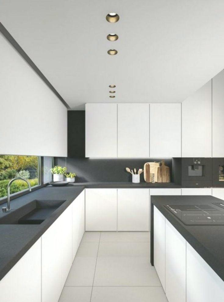 Amazing Here Are 15 Modern Minimalist Kitchen Design Ideas In