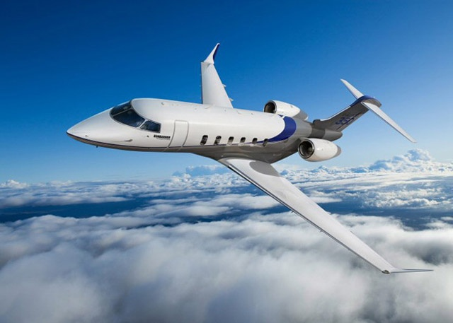 Bombardier Aerospace has expanded its business jet line with the launch of the super mid-size Challenger 350, announced May 20 in conjunction with the new aircraft's first customer, NetJets.