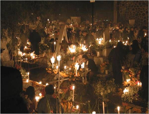 janitzio dia de muertos   Día de Muertos en Janitzio, Michoacán : Zona Libre Vacaciones