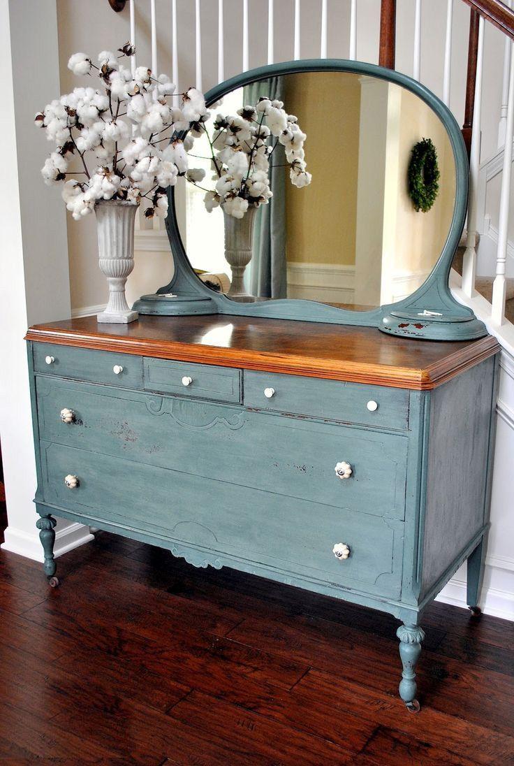 Отреставрированная мебель приобретает большую ценность