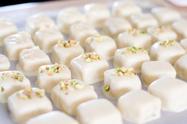 pistachio chau citrus pistachio pistachio marzipan chocolate course ...