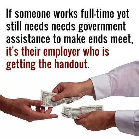 How Many Full Time Government Workers Get Food Stamps