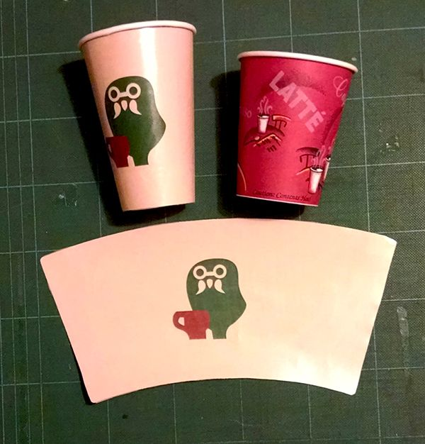 Free Animal Crossing Party Cup Sleeve Printable