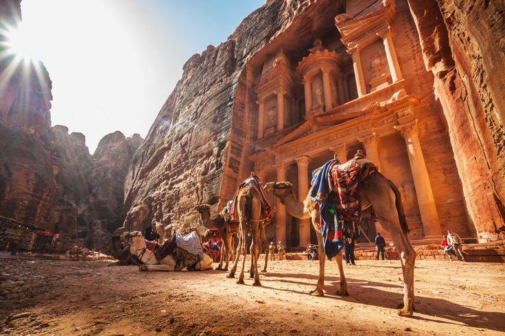 7 gute Gründe für eine Reise nach Jordanien