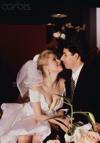 Cyndi Lauper & David Thornton were married on the, 24 November 1991