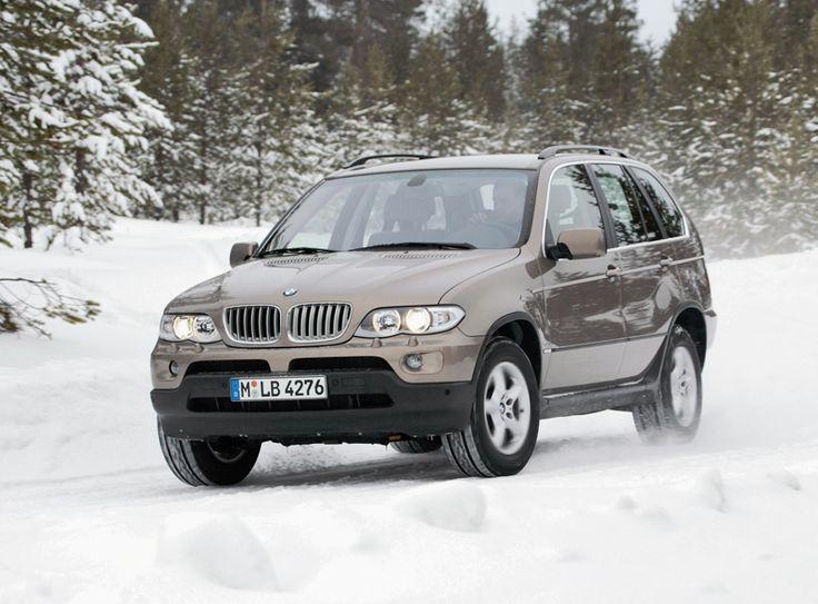 BMW X5 (E53) - Modellbeschreibung Neuigkeiten rund um SUVs