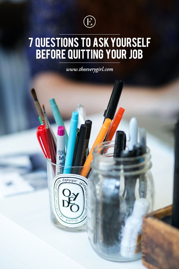 type two weeks notice%0A   Questions to Ask Yourself Before Quitting Your Job  Two Weeks NoticeLife