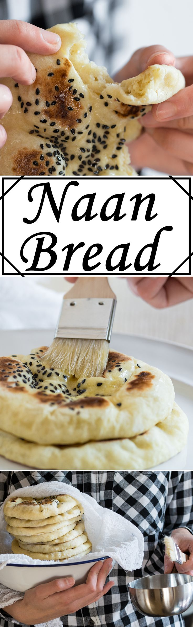 With a lovely buttery and toasted sesame seed flavor.