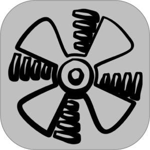 Strobe Light Tachometer by Motionics LLC
