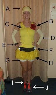 Live, Laugh, Run Disney: Anatomy of a Race Costume